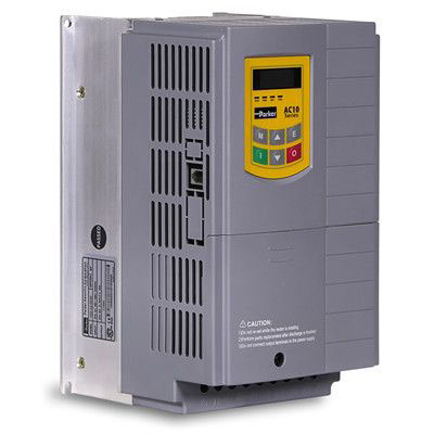 AC VARIABLE FREQUENCY DRIVES, HP RATED - AC10 SERIES